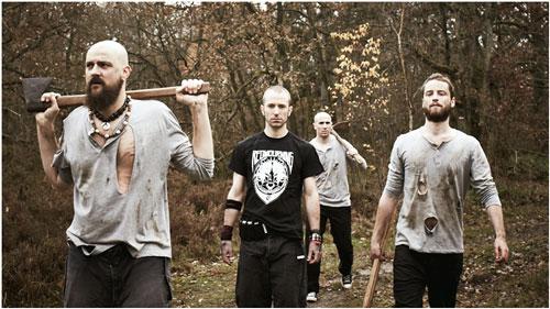 Red Mourning,un groupe parisien de bluescore