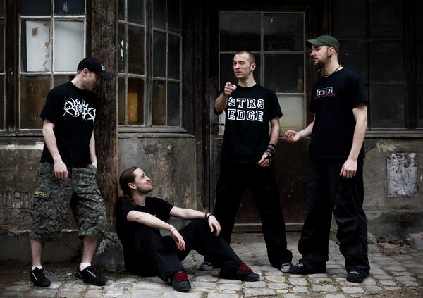 red mourning bluescore & metal