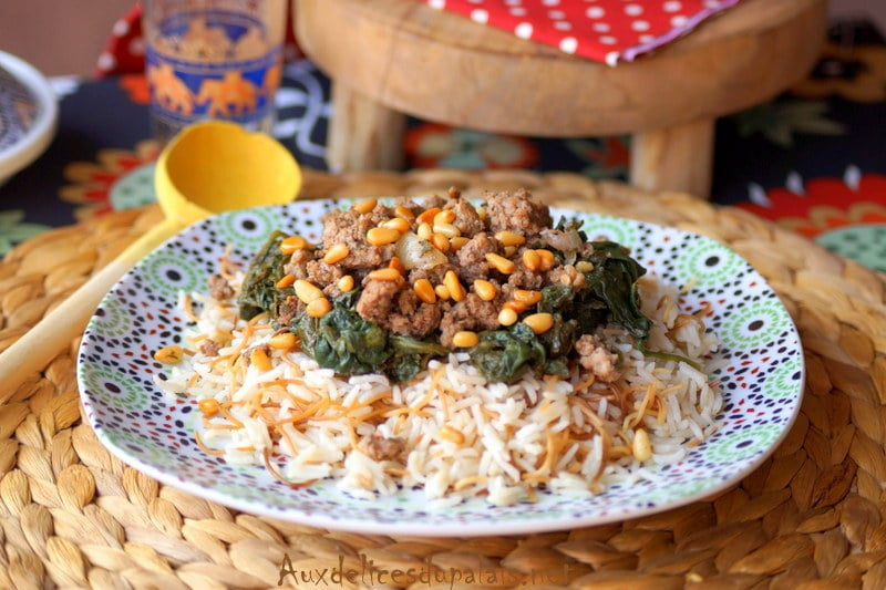 recette facile libanaise